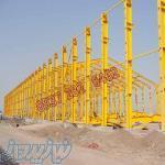 طراحی وساخت سوله واسکلت فلزی در تهران