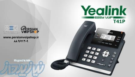 گوشی یلینک Yealink SIPT19 T19P IP Phone