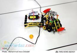 کارگاه رباتیک درشوشتر برای افراد بالاتر از18 سال