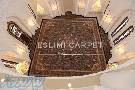 پایان طراحی تولید و نصب بزرگترین فرش یکپارچه و بزرگپارچه ماشینی جهان در مسجد حیدر باکو