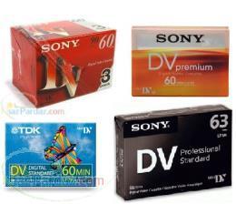 فروش عمده نوار DV-نوار هندی کم