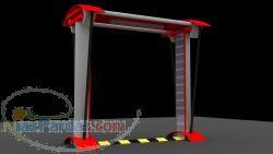 طراحی و ساخت دستگاه ضد عفونی کننده خودرو