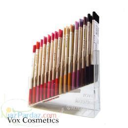 مداد آرایشی ووکس vox : خط لب ، خط چشم ، سایه