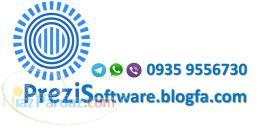 ساخت اسلاید با نرم افزار پرزی (PREZI) به زبان فارسی و انگلیسی