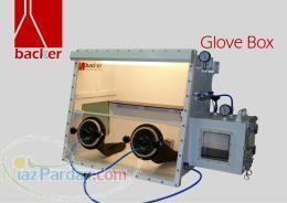 گلاوباکس Glove Box محفظه خلاء اتمسفر کنترل شده vBOX 1 - HIM