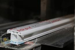 فروش انواع پروفيل آلومينيوم ورق كامپوزيت یو پی وی سی UPVC