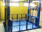 بالابر هیدرولیک صنعتی ( Cargo Lift )