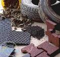 خط بازیافت لاستیک (خط تولید پودر لاستیک از تایر فرسوده با مش 30 تا 250)