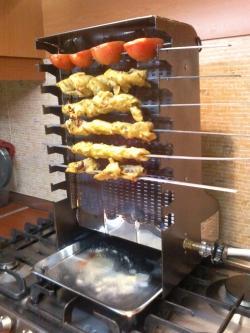 فروشگاه اتیک کباب پز بدون دود ضیافت - تهران