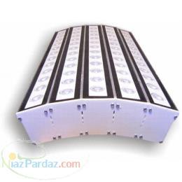 وال واشر ضد آب وال واشر ال ای دی لامپ LED وال واشر تک رنگ 12 ولت