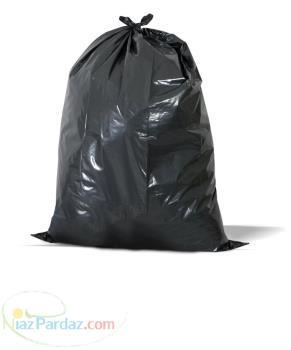 کیسه زباله مشکی و رنگی ارسال به سراسر کشور