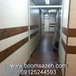 فروش و اجرای دیوارپوش mdf و PVC با بهترین کیفیت