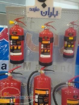 کپسول های آتش نشانی مخصوص خودرو