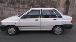 فروش پراید مدل اخر 91 131 sx سفید  - تهران