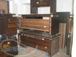 میز مدیریت کارشناسی کارمندی سپیدار چوب