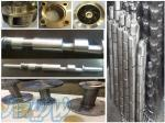 مهندسي معکوس و ساخت انواع قطعات صنعتي ( پمپ - کمپرسور - گیربکس - پروانه شیرآلات صنعتی و     )