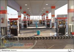 پمپ بنزین غرب تهران-زمین برای ساخت بامجوزات کامل