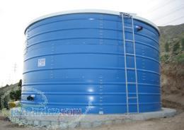 مخزن حجیم ذخیره آب