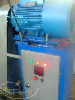دستگاه ذغال زنی اکسترود فشرده سازی خاک اره