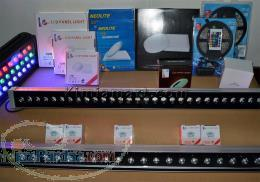 کالای روشنایی ادیسون - واردکننده و عرضه مستقیم انواع محصولات روشنایی