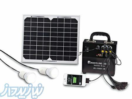 فروش سیستم خورشیدی قابل حمل(پرتابل)