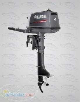فروش موتور قایق 4 اسب بخار یاماها