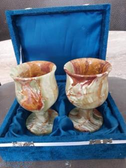 فروشنده صنایع دستی و تزئینات سنگ مرمر