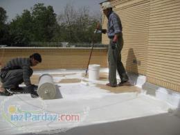 عایق سفید بام مناسب و جایگزین ایزوگام