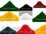 رنگ بتن، رنگ آسفالت و رنگ سنگ مصنوعی