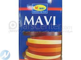 نوار لبه پی وی سی ماوی MAVI
