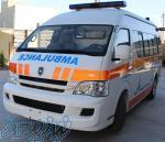 آمبولانس هايس پارس خودرو  (AMBULANCE Haise H۲L)