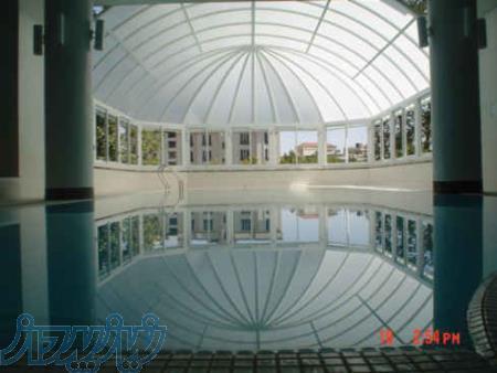 ورق مارلون و ورق ماکرولون وفروش پلی کربنات و نورگیر حبابی و لکسان وپوشش استخر و پوشش گلخانه