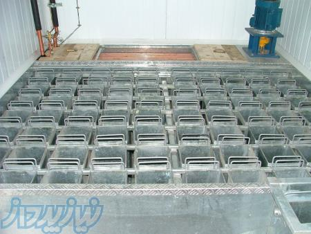 انواع یخسازهای صنعتی ثابت و قابل حمل آمونیاکی و فریونی