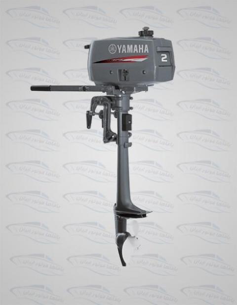 فروش موتور قایق 2 اسب بخار یاماها