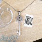 گردنبند استیل کلید – خرید گردنبند