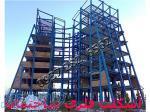 ساخت و طراحی و  نصب سوله  هلالی و دوشیب