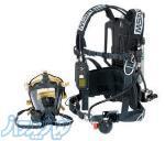 دستگاه تنفسی،تجهیزات تنفسی،سیلندر دستگاه تنفسی،کوله،ماسک تمام صورت و نیم صورت