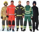 لباس عملیاتی آتش نشانی،تجهیزات ایمنی فردی