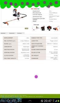 قیمت علفزن knc , قیمت علفتراش کا ان سی ، قیمت هاشه زن کره ای