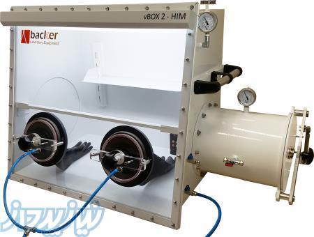 گلاوباکس Glove Box محفظه خلاء اتمسفر کنترل شده vBOX 2
