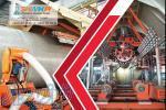 فروش و واردات ماشین آلات صنعت فایبر گلاس