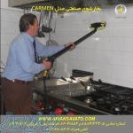 بخار شوی صنعتی مدل CARMEN