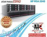 ابزار های ذخیره سازی Storage : HP MSA 2040 SAN Storage