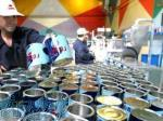 خط تولید ماشین آلات صنایع رنگ سازی