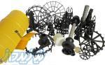 فروش انواع اسپیسرهای پلاستیکی و واتراستاپ های پی وی سی