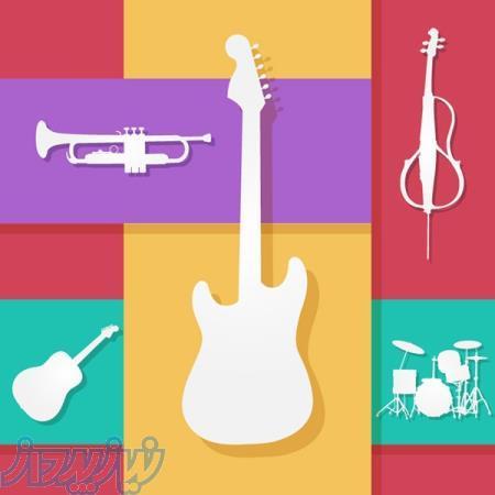 تدریس گیتار، کیبورد ، درام و تنظیم و آهنگسازی