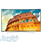 تلویزیون هوشمند،منحنی سه بعدی سامسونگ 55 اینچ مدل H8000