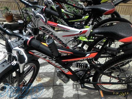 فروش دوچرخه المپیا اصلی به قیمت خرید