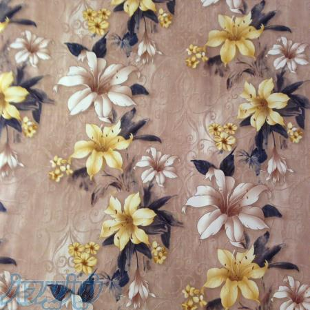 پارچه مبلی گلدار