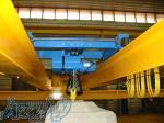 ساخت و نصب جرثقیل سقفی سوله صنعتی
